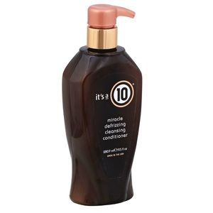 It's a 10 Defrizzing Cleansing Conditioner
